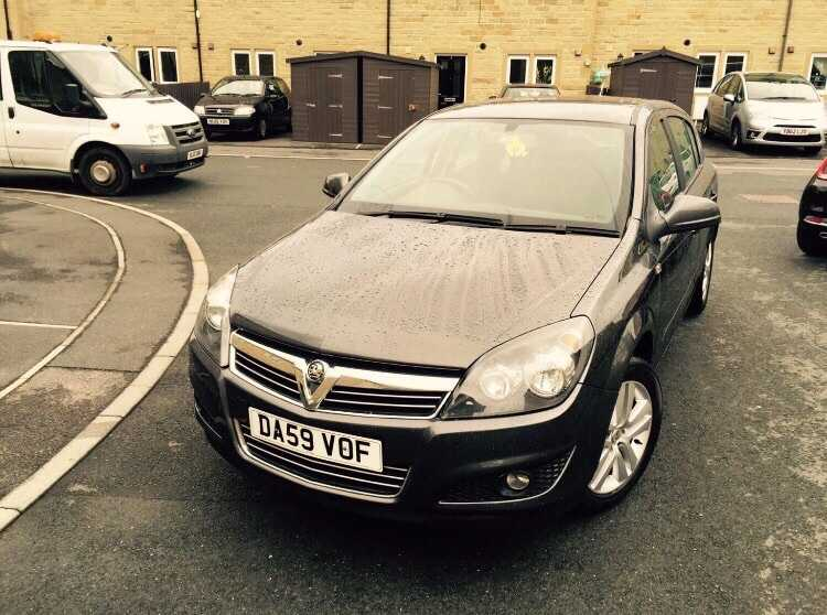 Very nice immaculate Vauxhall Astra sxi 2010